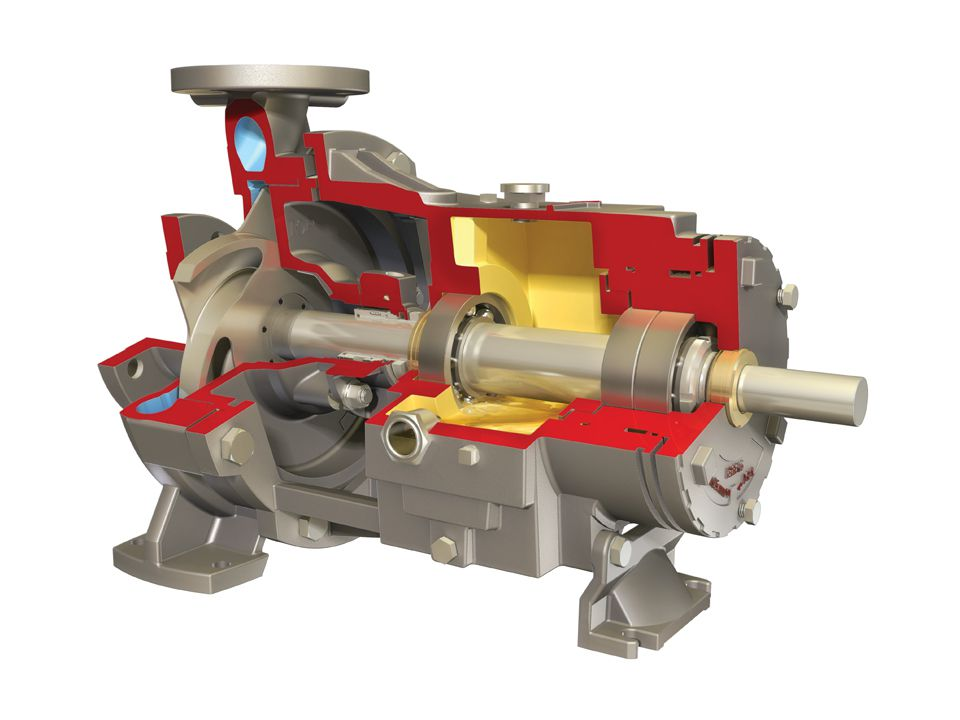 Durco Mark 3 ISO pump