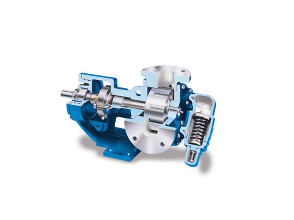 Internal gear pump (Viking Universal Bracket)