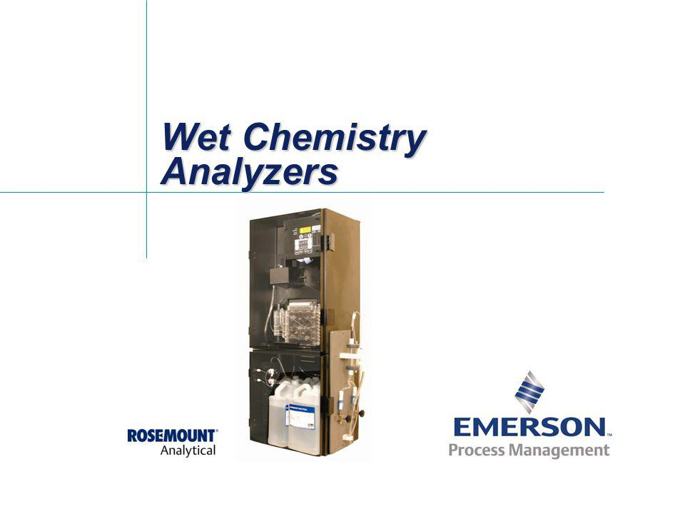 Wet Chemistry Analyzers