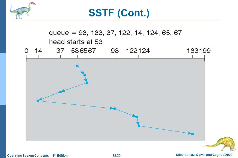 SSTF (Cont.)