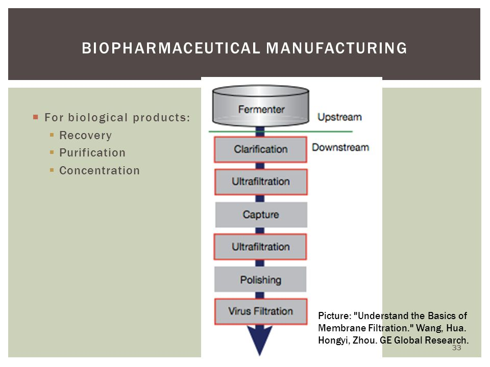 Biopharmaceutical Manufacturing
