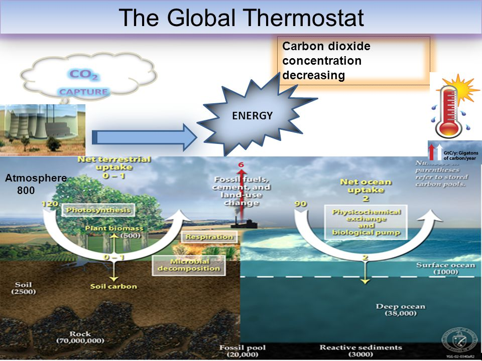 The Global Thermostat CO2 CAPTURE