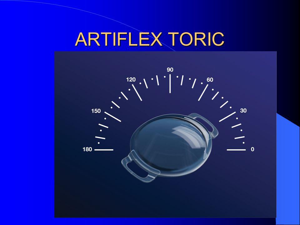 ARTIFLEX TORIC Escrs 2011