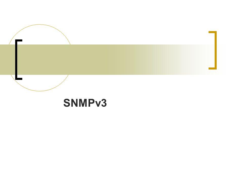 SNMPv3