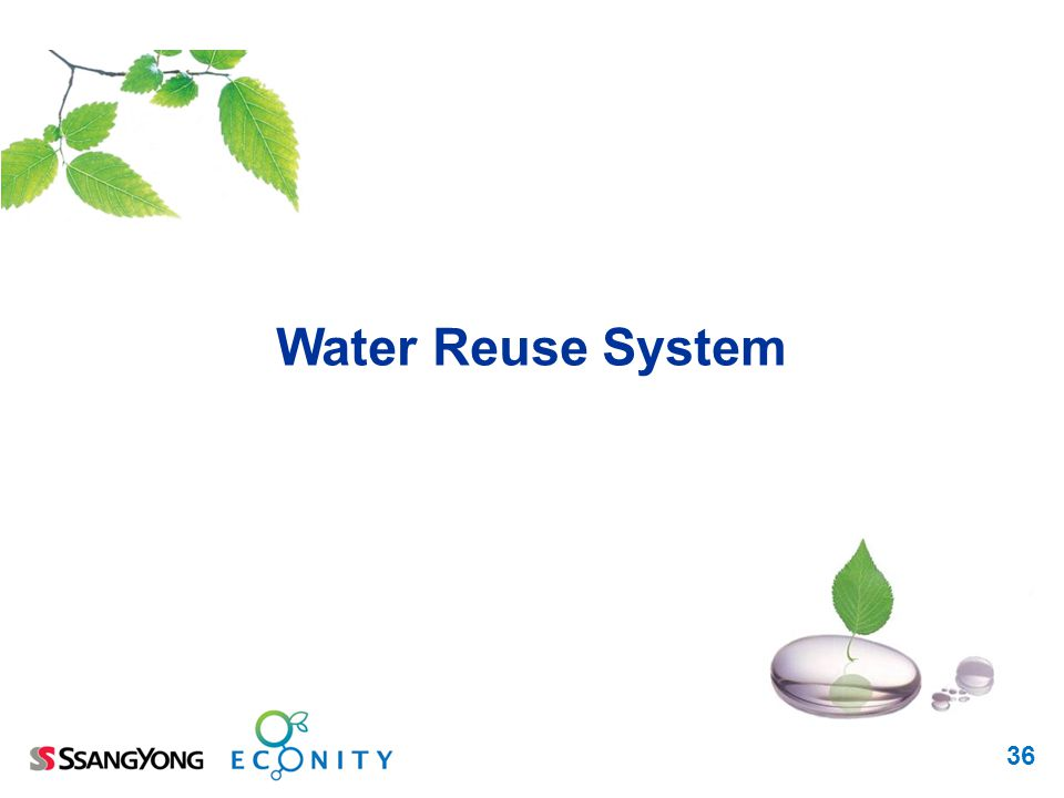 Water Reuse System
