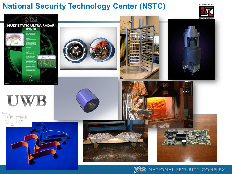 National Security Technology Center (NSTC)