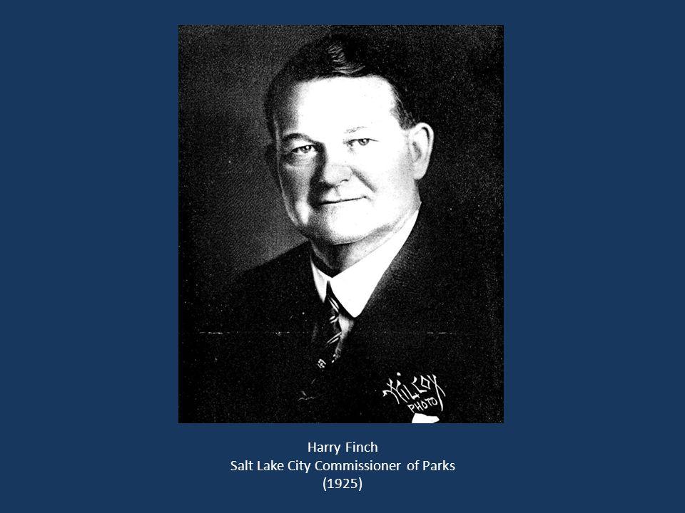 Salt Lake City Commissioner of Parks