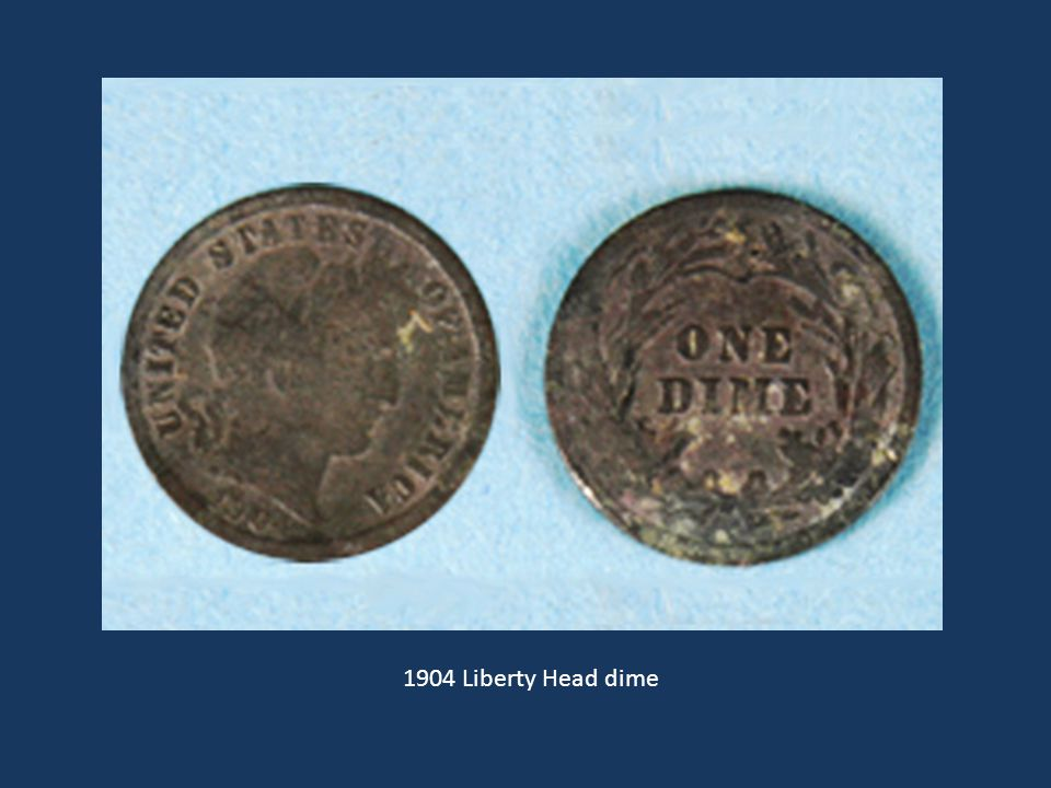 1904 Liberty Head dime