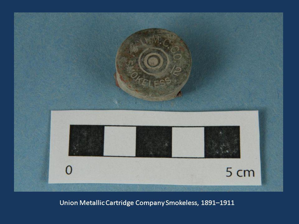 Union Metallic Cartridge Company Smokeless, 1891–1911
