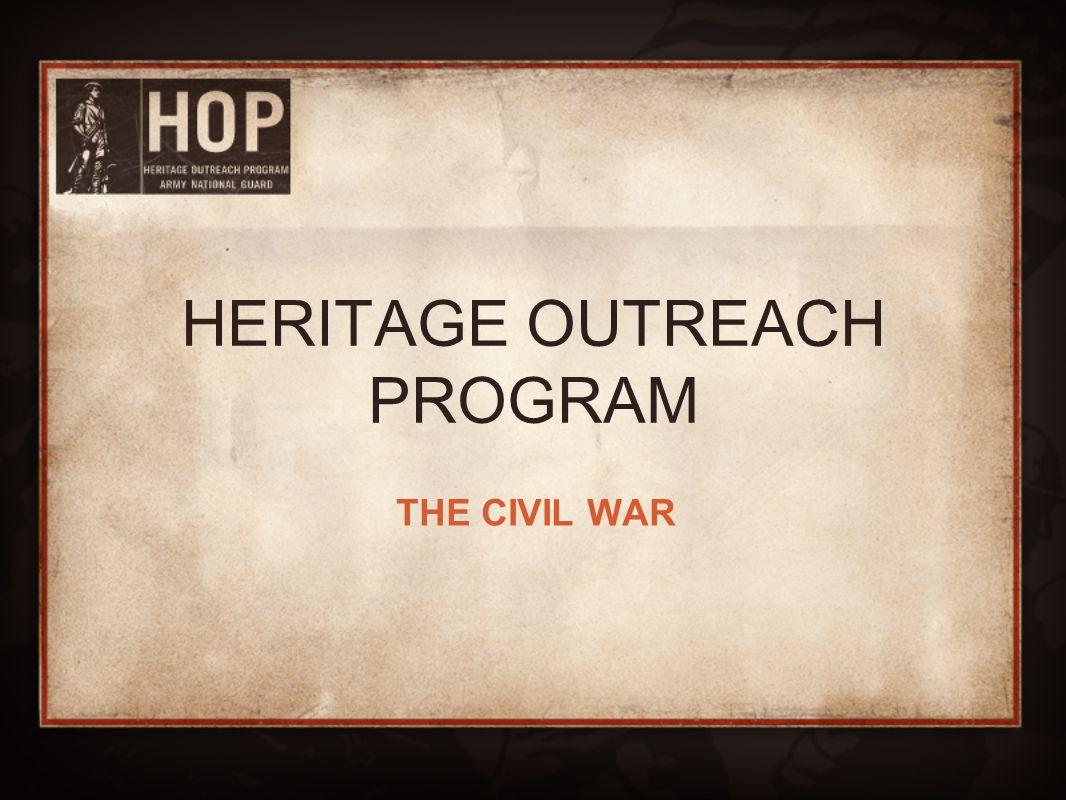 HERITAGE OUTREACH PROGRAM
