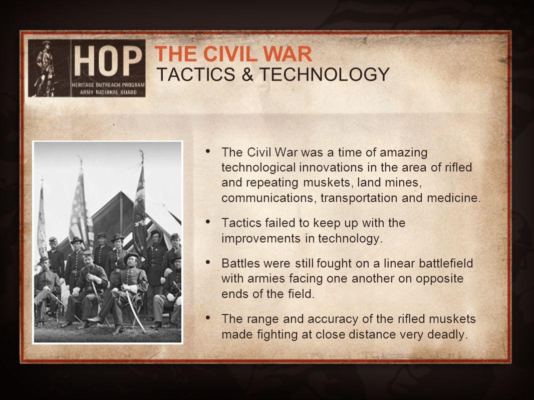 TACTICS & TECHNOLOGY