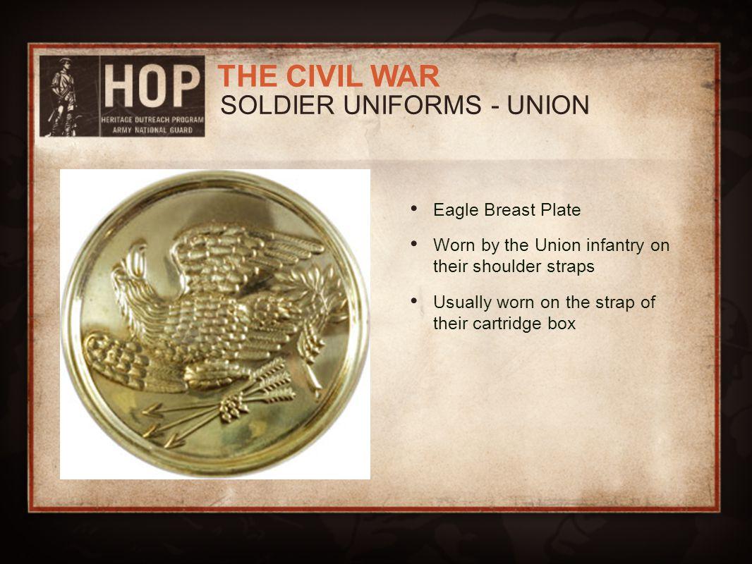 SOLDIER UNIFORMS - UNION