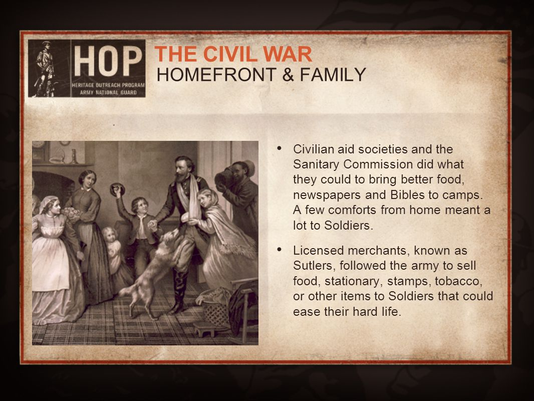 HOMEFRONT & FAMILY