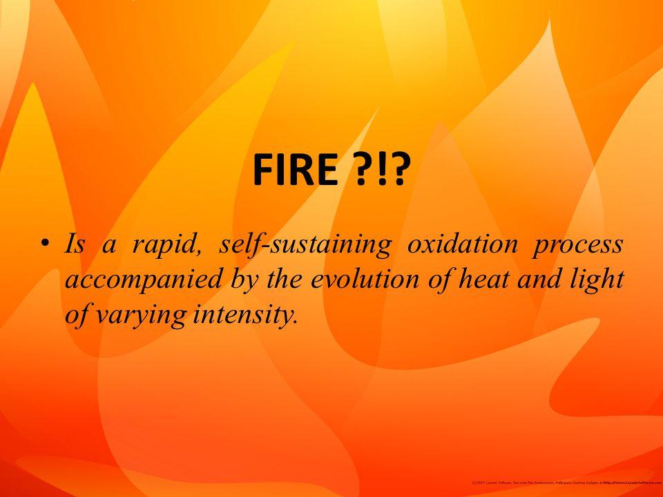FIRE !.