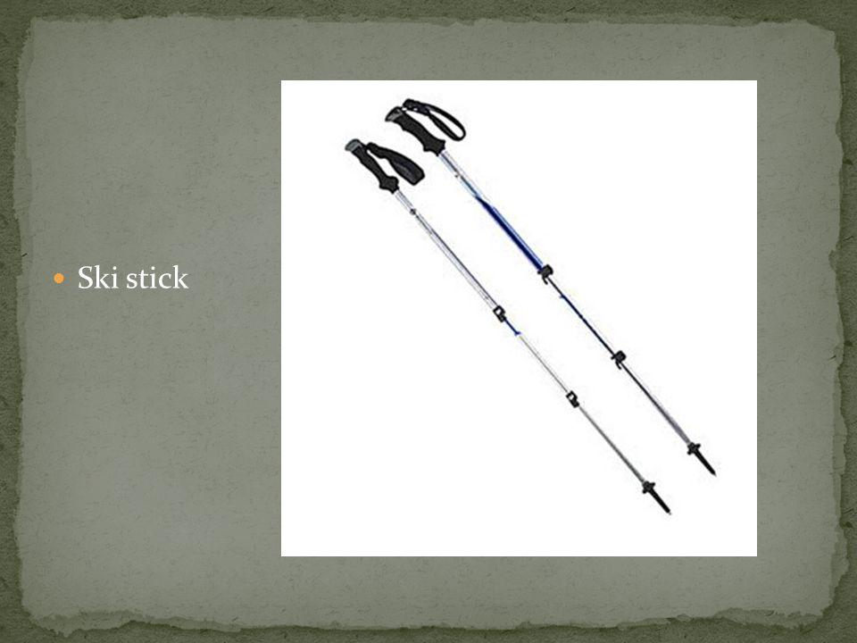 Ski stick