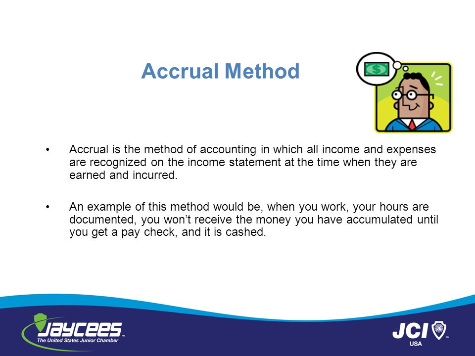 Accrual Method