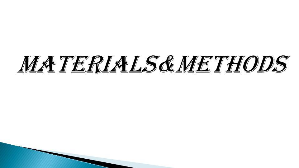 materials&methods
