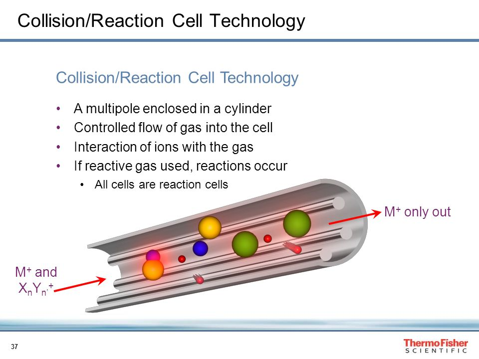 Collision/Reaction Cell Technology
