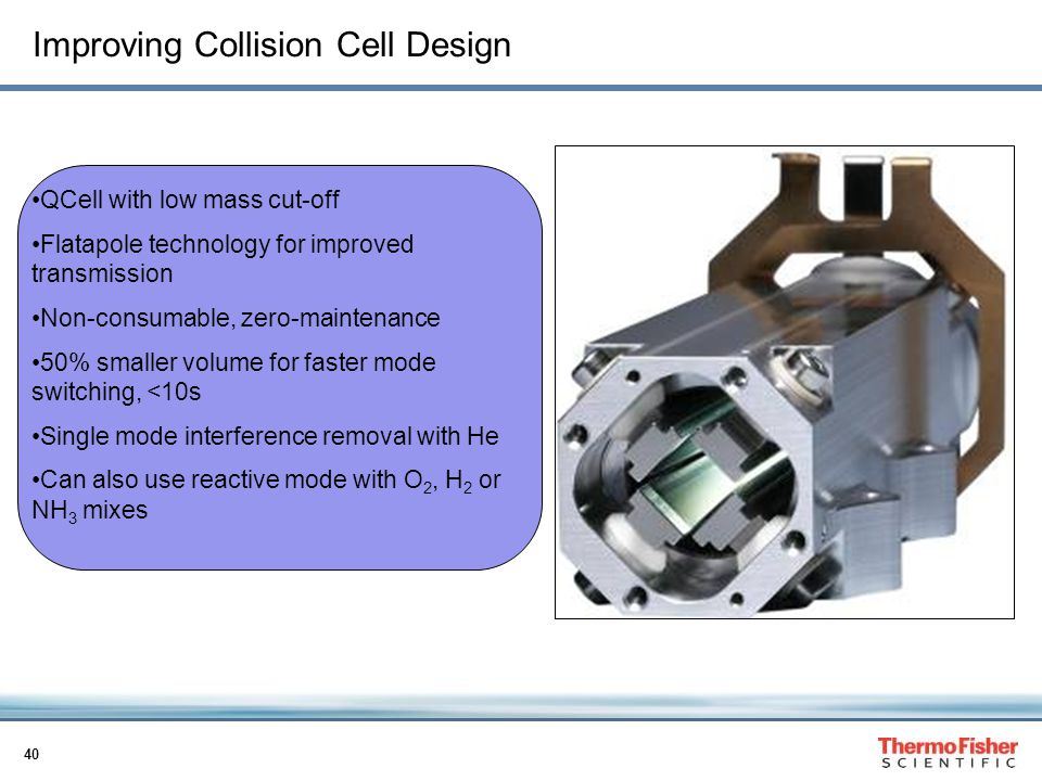 Improving Collision Cell Design