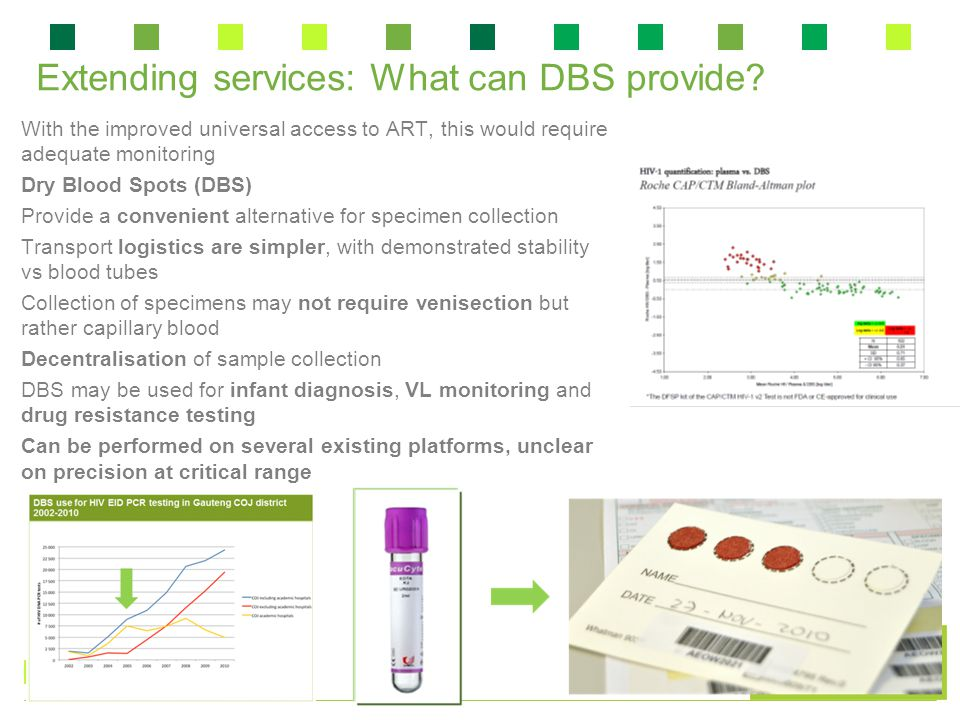 Extending services: What can DBS provide