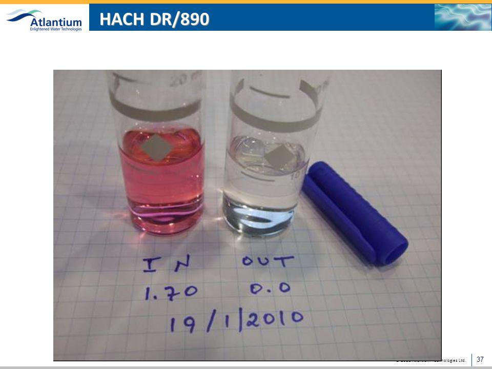HACH DR/890