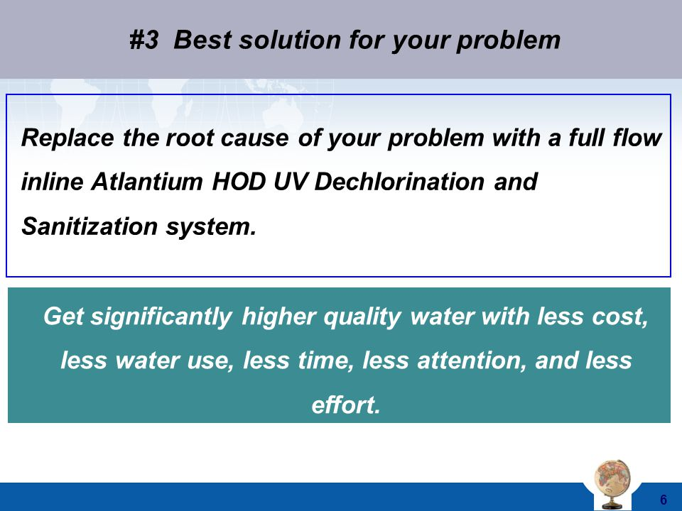 #3 Best solution for your problem