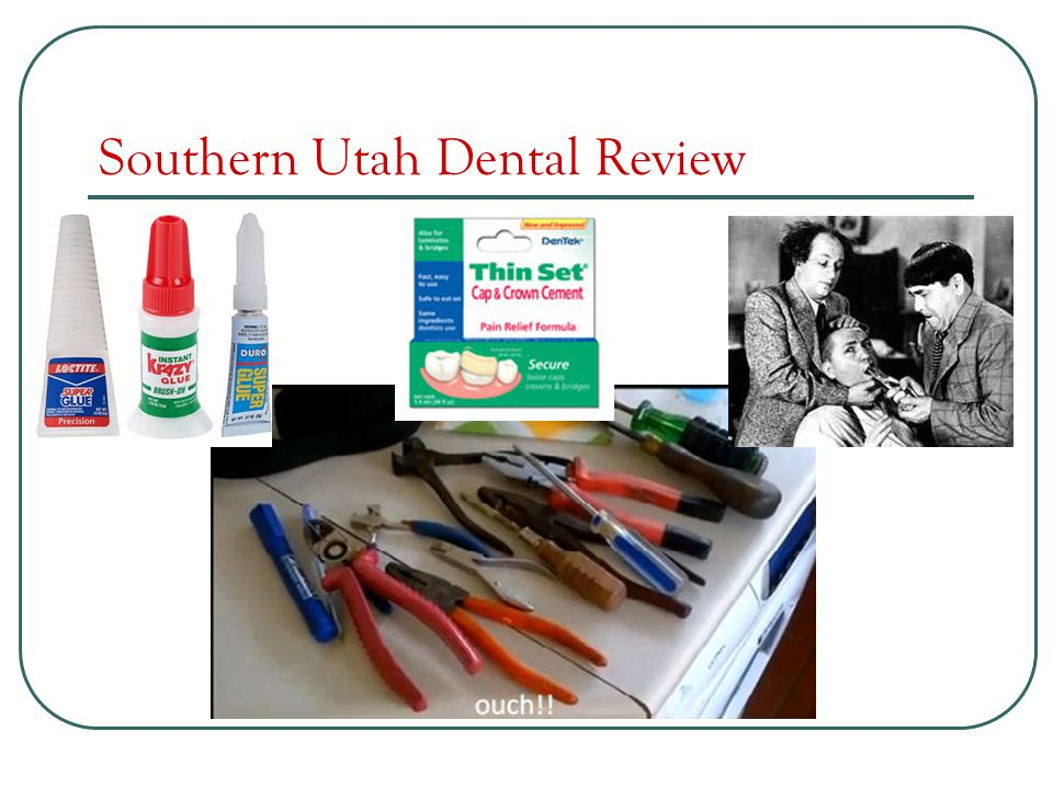 Southern Utah Dental Review