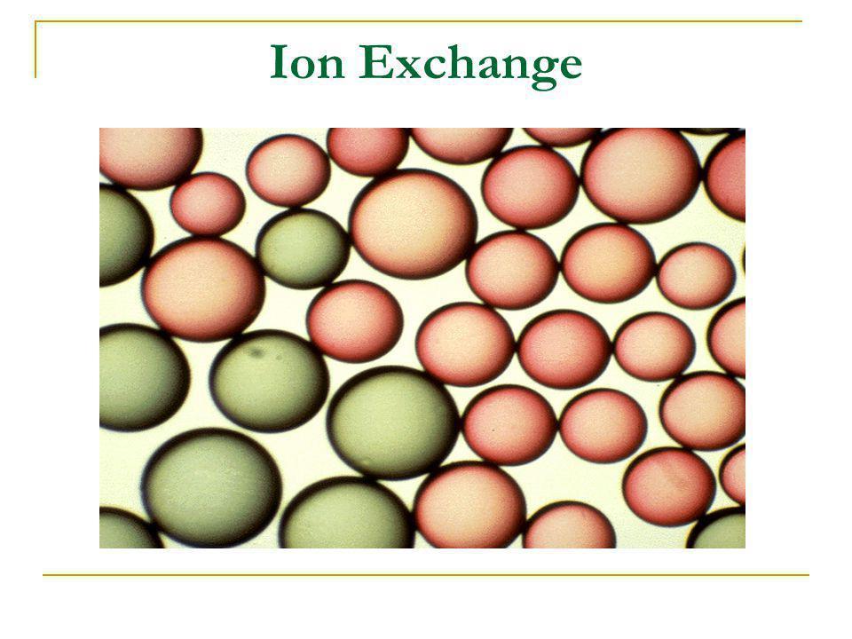 Mixed Bed Exchange Process