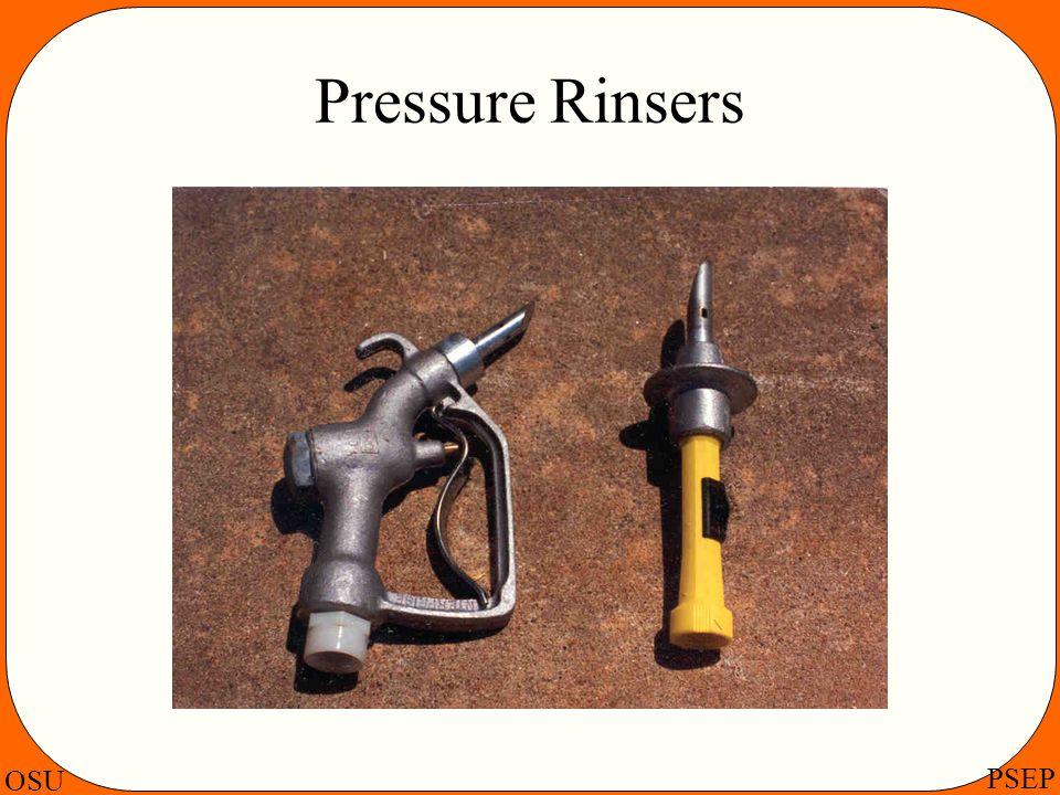 Pressure Rinsers