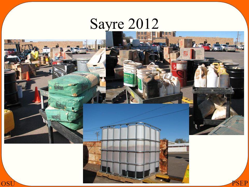 Sayre 2012