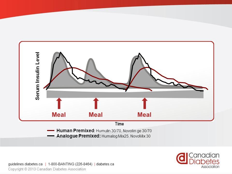 Serum Insulin Level Time