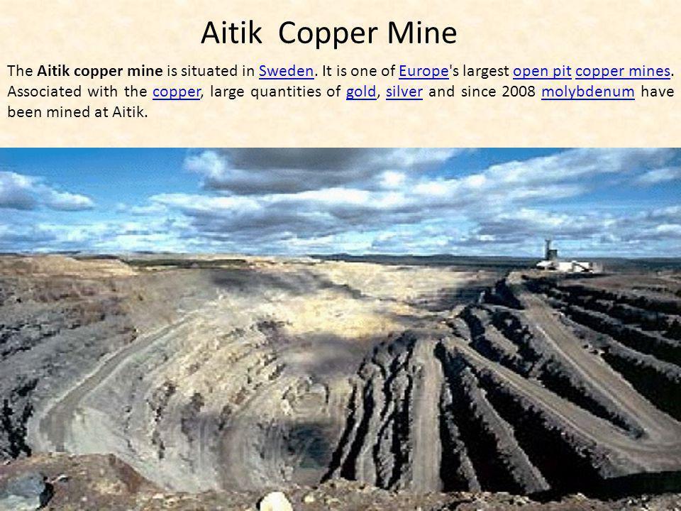 Aitik Copper Mine