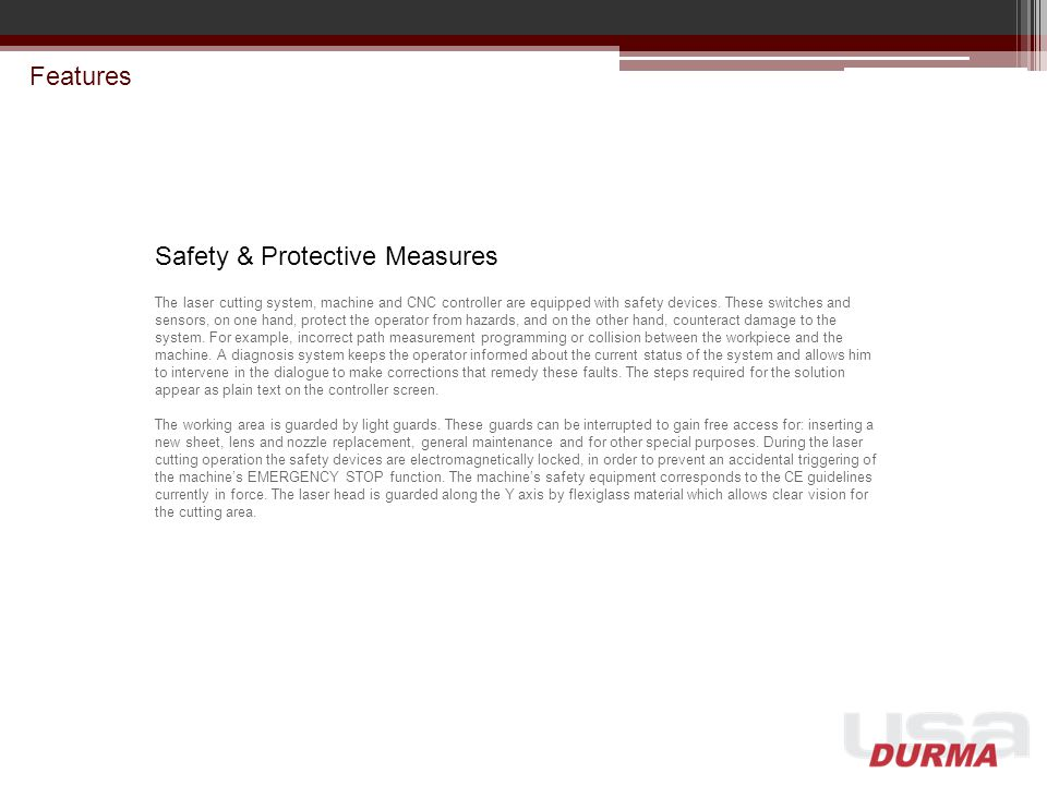 Safety & Protective Measures