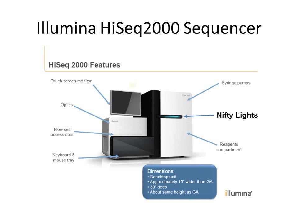 Illumina HiSeq2000 Sequencer