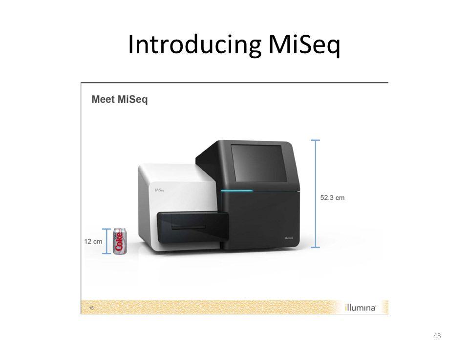 Introducing MiSeq