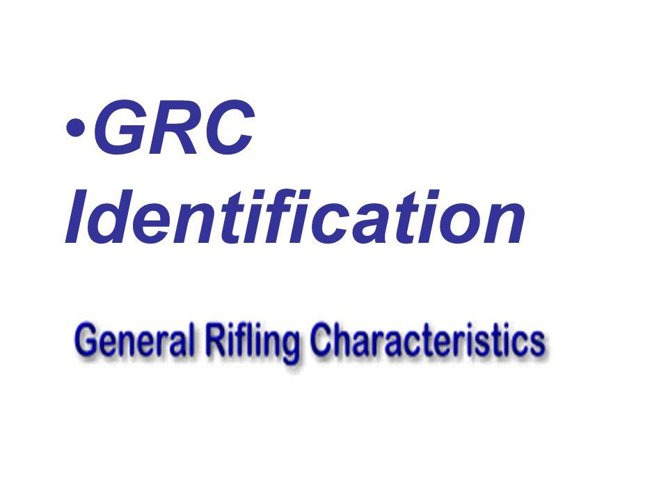 GRC Identification