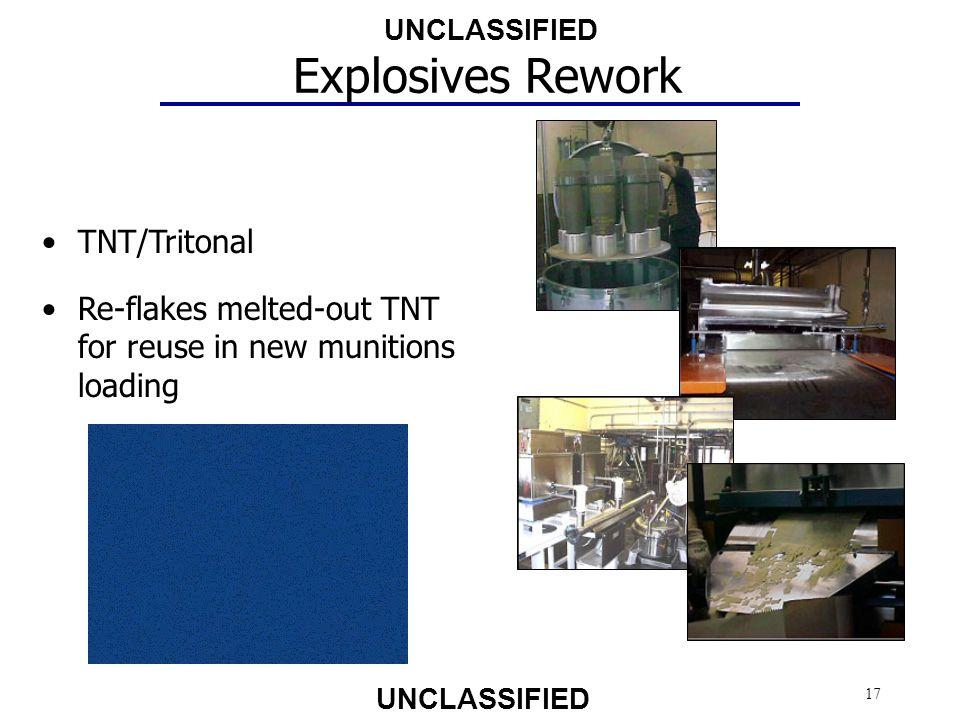 Explosives Rework TNT/Tritonal