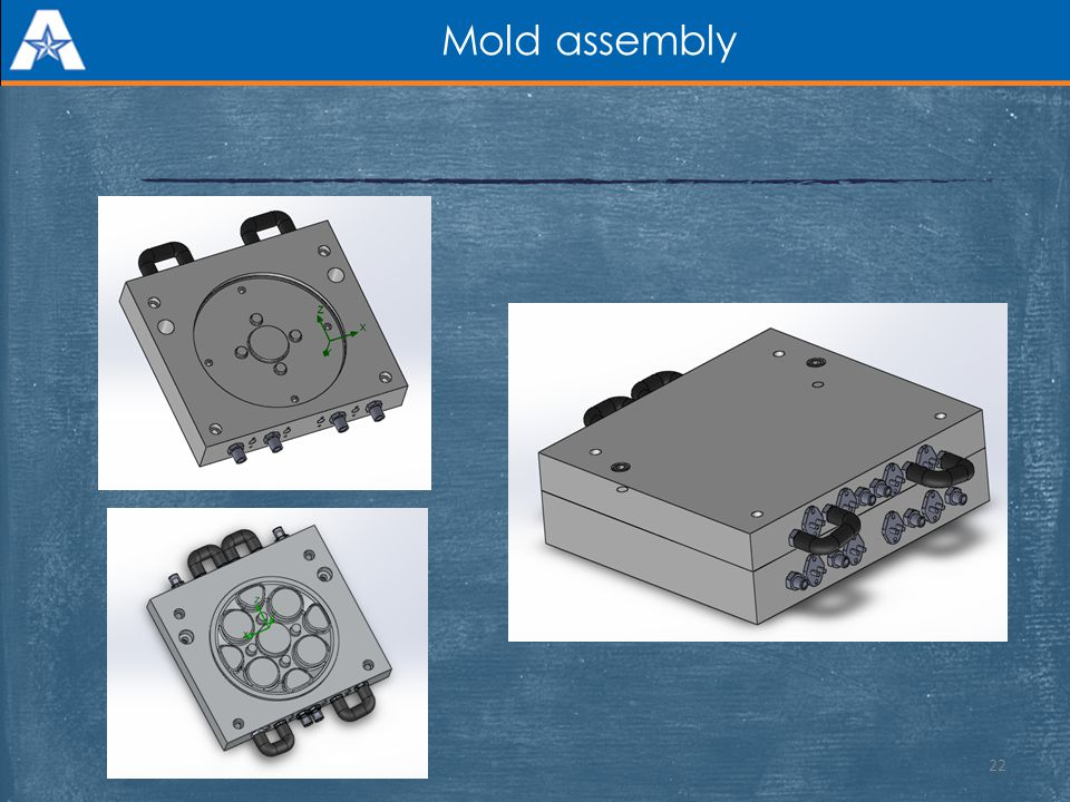 Mold assembly