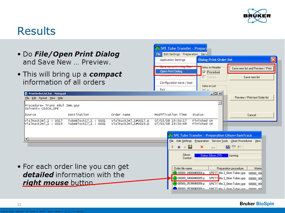 Results Do File/Open Print Dialog and Save New … Preview.