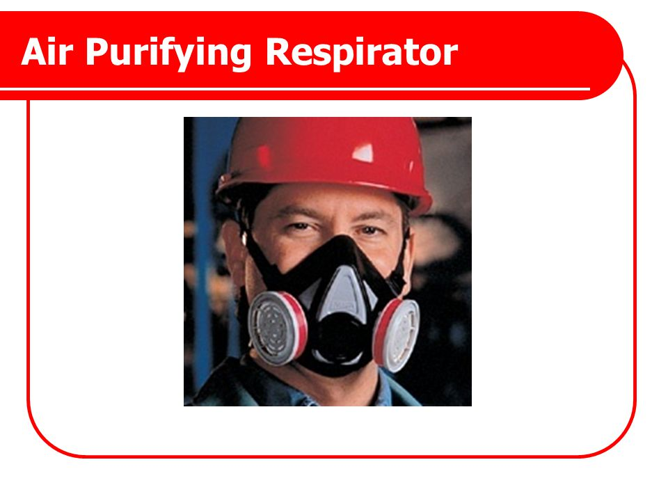 Air Purifying Respirator