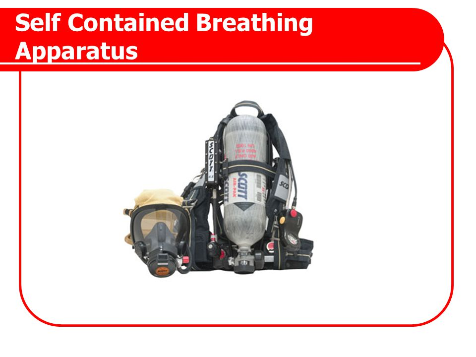 Self Contained Breathing Apparatus