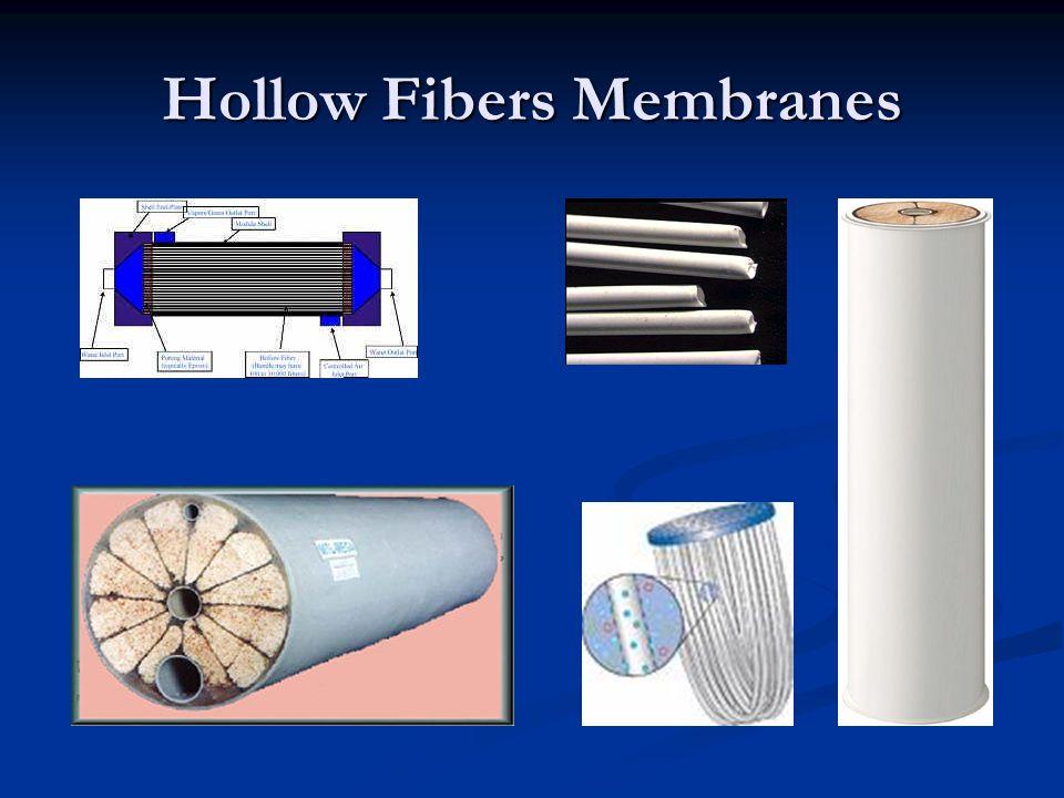 Hollow Fibers Membranes