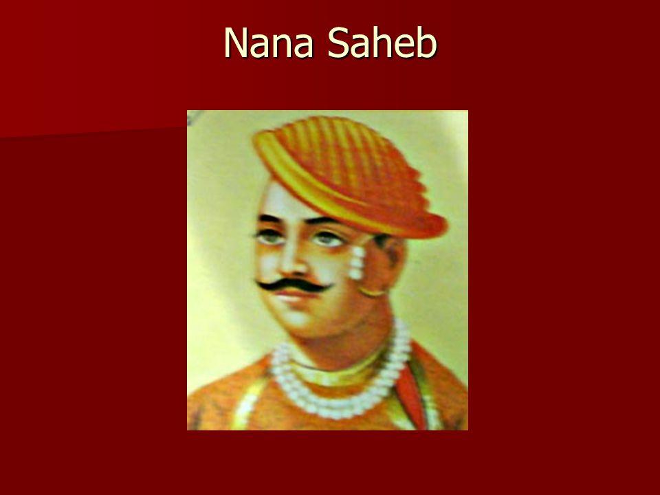 Nana Saheb