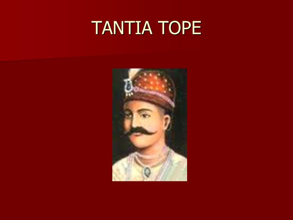 TANTIA TOPE