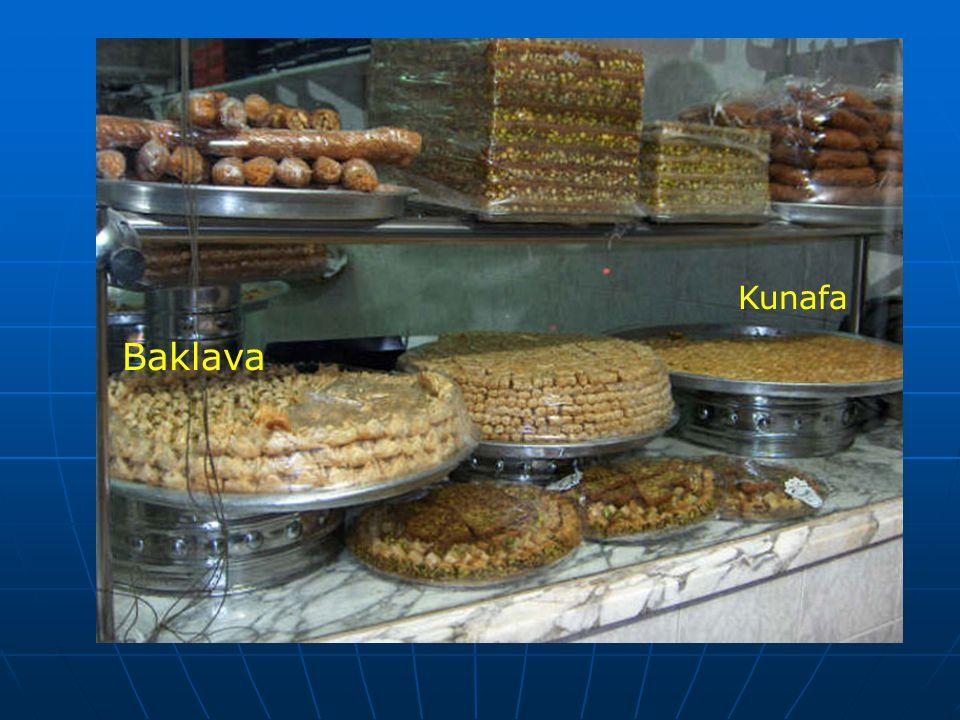 Kunafa Baklava