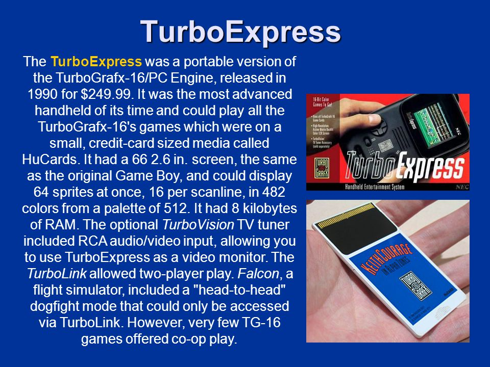 TurboExpress