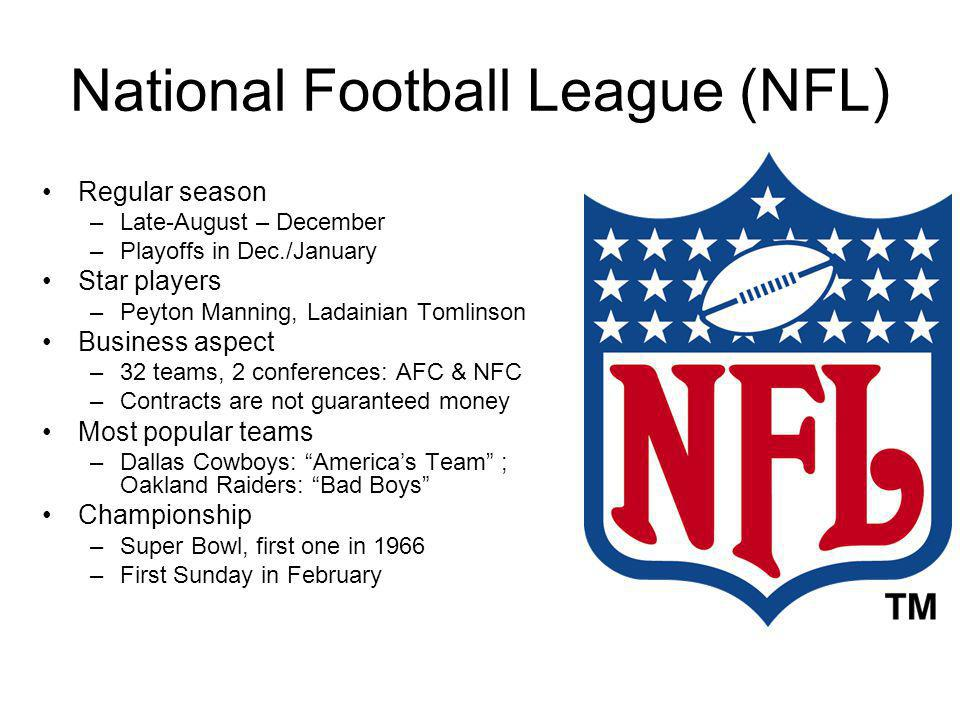 National Football League (NFL)