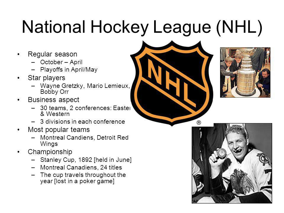 National Hockey League (NHL)