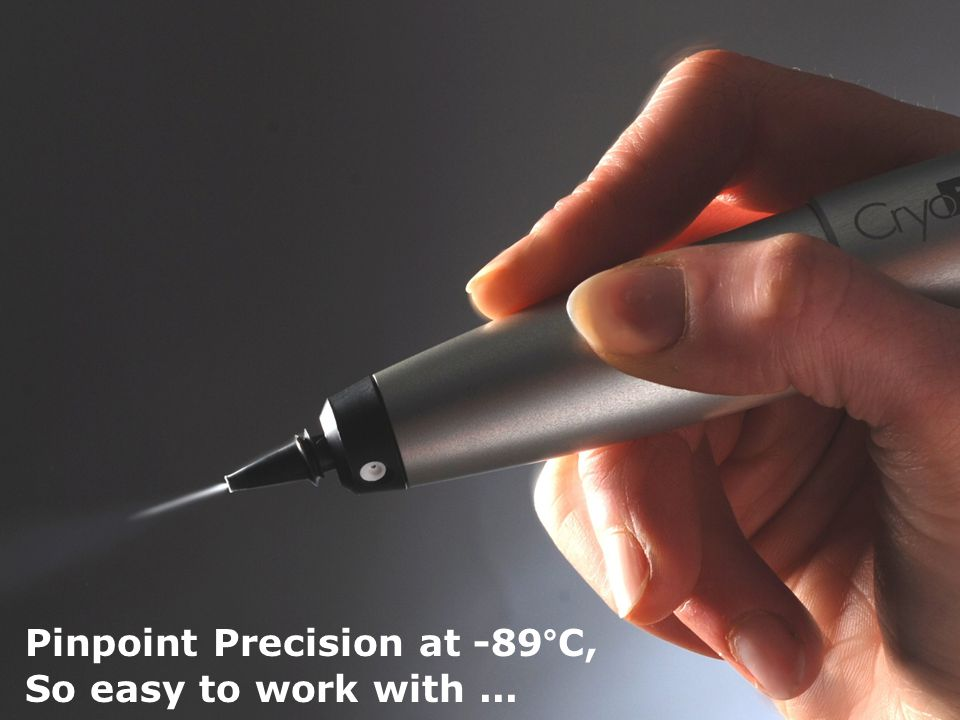Pinpoint Precision at -89°C,