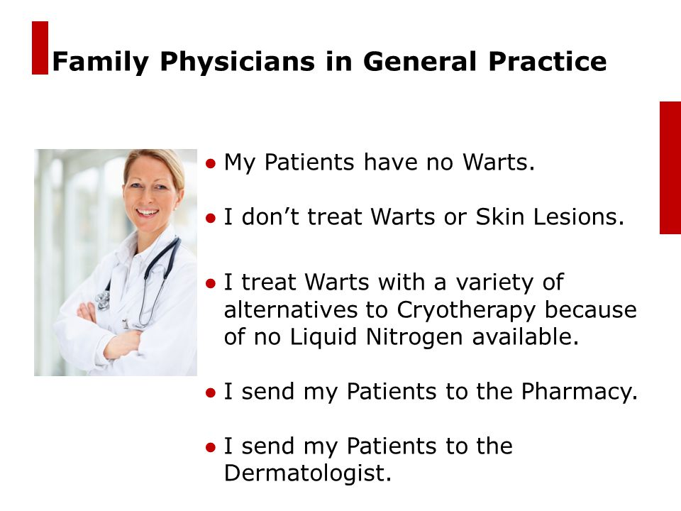 Family Physicians in General Practice